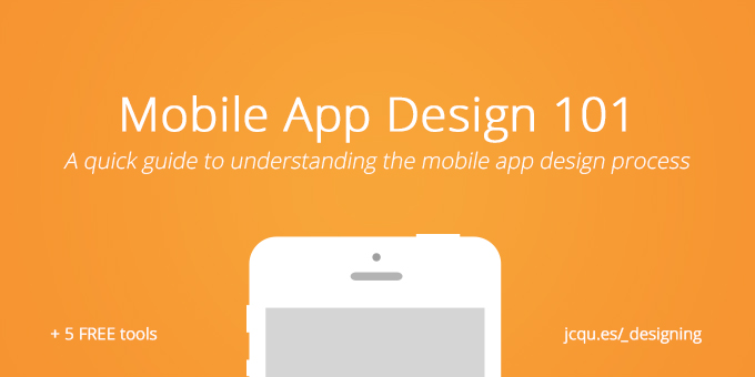 MobileApp_Design Design The beginners guide to mobile app design MobileApp Design