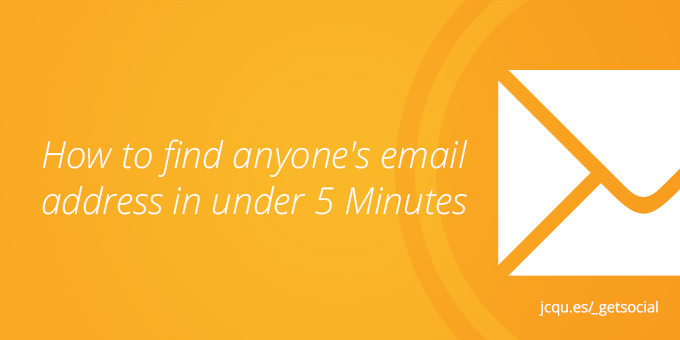 Email_address email address How To Find Anyone's Email Address in Under 5 Minutes Email address